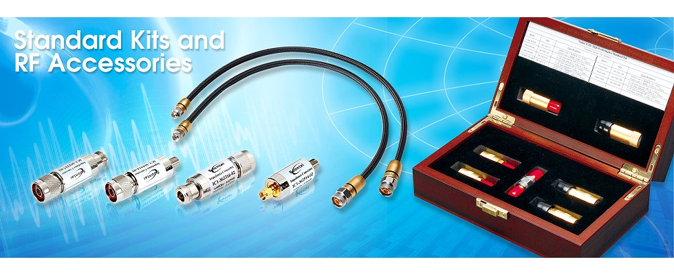 40/26.5/8/3GHz Standard Kits.